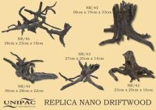 REPLICA NANO DRIFTWOOD - MONTAGE
